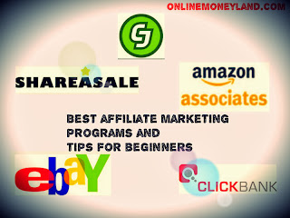 Affiliate marketing and networks, affiliate logos