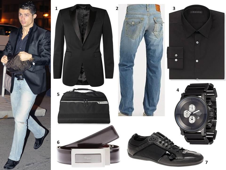 Wear It Like Cristiano...