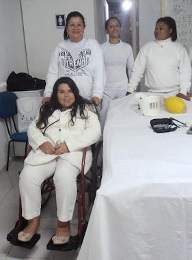 CUIDADORAS ACOMPANHANTES