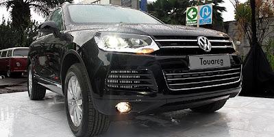 Harga dan Spesifikasi Volkswagen Touareg 2012 di Indonesia