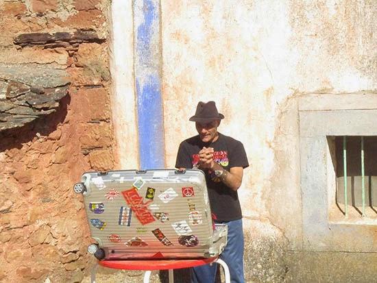 Loco Brusca en Albendiego- MYAU 2013