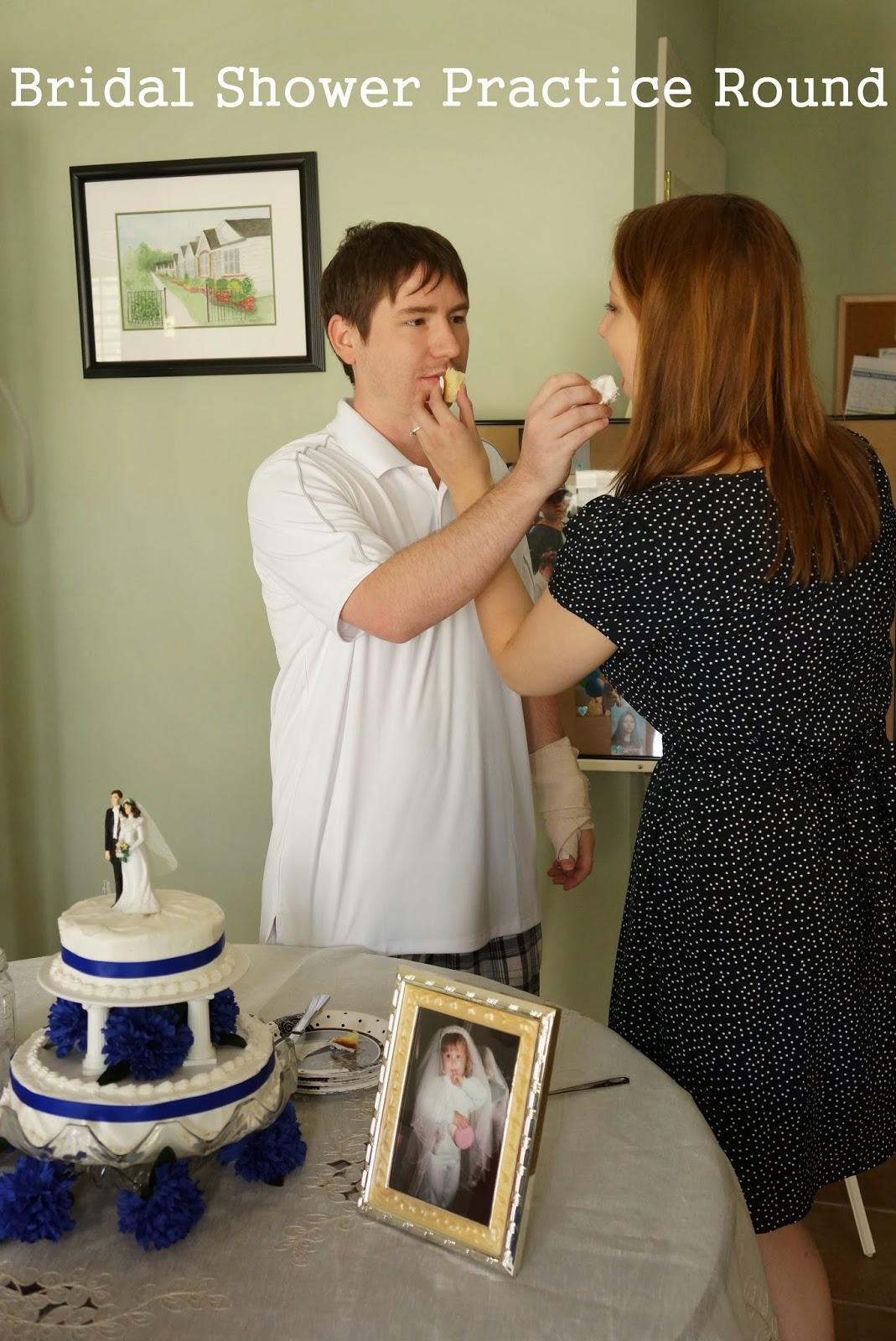 bridal shower brunch food and games