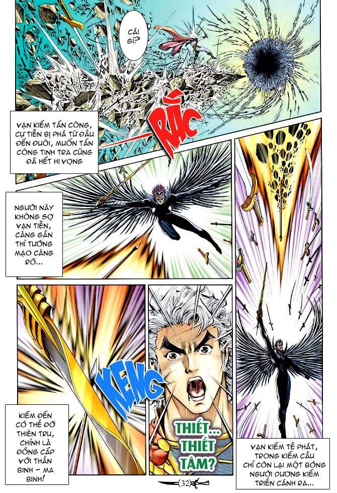 Thần Binh Huyền Kỳ I chap 146 Trang 31 - Mangak.info