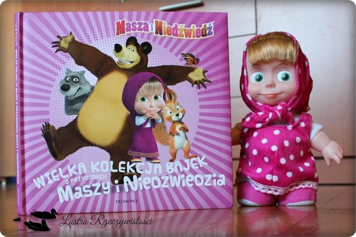 Wielka kolekcja bajek o Maszy i Niedźwiedziu Kącik Rodzica