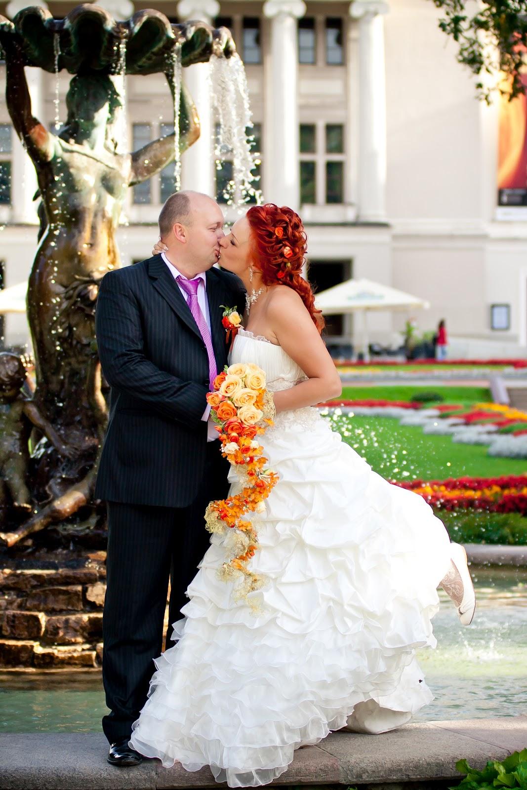 Фото рыжая невеста 23 фотография