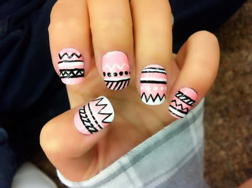 Cool Acrylic Dreams Nail Designs