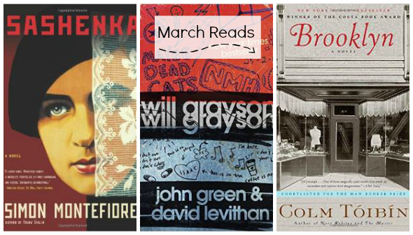 What I read in March 2015