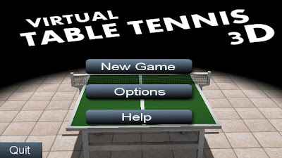 Virtual Table Tennis 3D s60 v5 | Virtual Table Tennis 3D Symbian^3