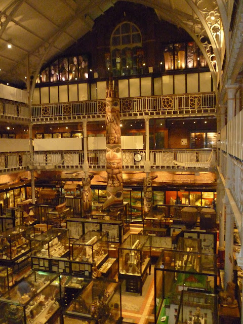 the pitt rivers museum via lovebirds vintage