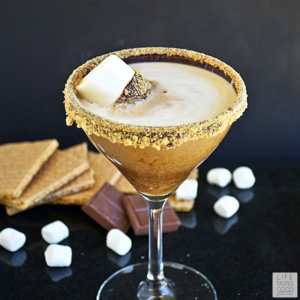 This unique and delicious cocktail is a chocolate lover's dream come ...