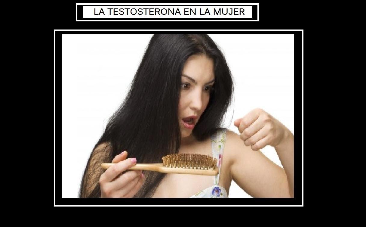 La máscara para la humectación de los cabello de las rubias