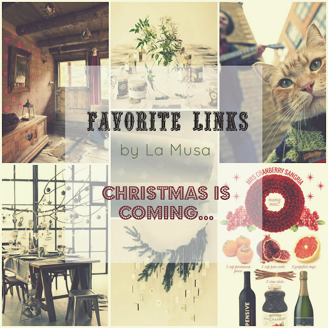 Favorite Links by La Musa Decoracion, Christmas, Navidad