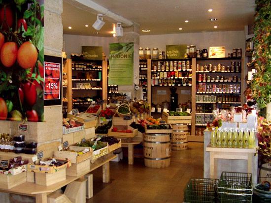 Epicerie biologique et vente de produits naturels paris for Ou faire les magasins a paris