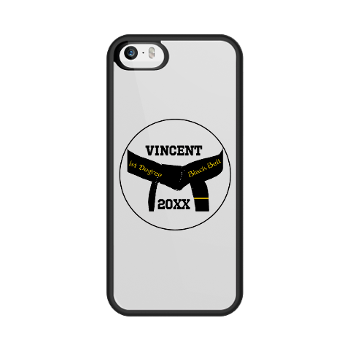 First Degree Black Belt iPhone Case