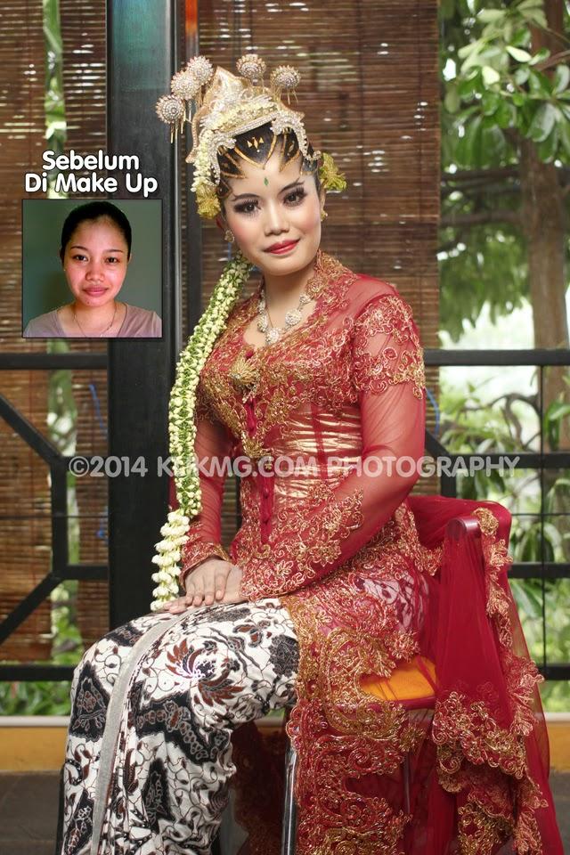 Paes Ageng Yogya Modifikasi oleh Edi Peni Rias Pengantin Purwokerto
