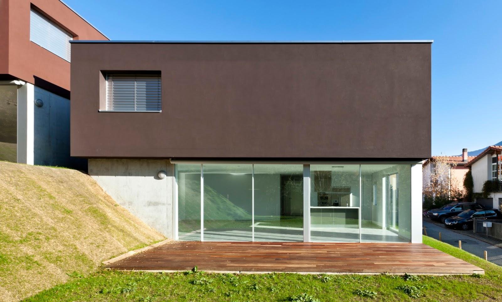 Ver fachadas de casas rusticas fachadas de casas for Fachadas casas modernas