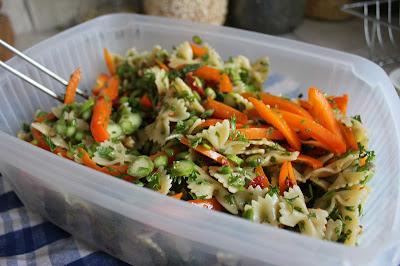 Vegan Asparagus Salad