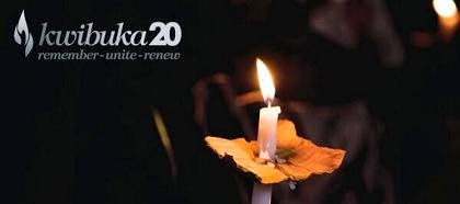 Kwibuka - Remembrance. 20 years ago