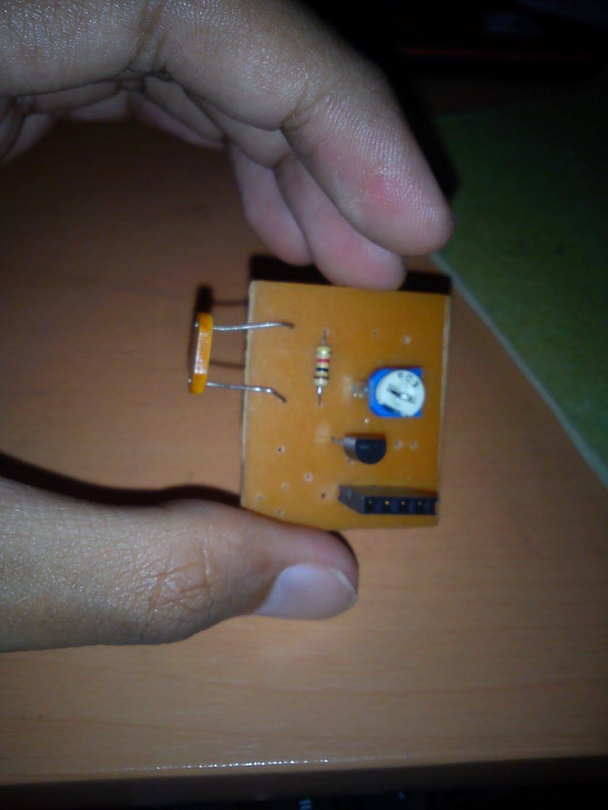 Testing Sensor Cahaya Dengan Ldr Sederhana Ini Jga Video Alat Yang Sudah Jadi Saya Upload Di Youtube