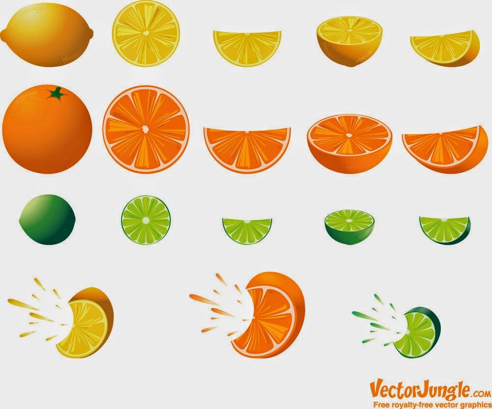 Free Citrus Icons
