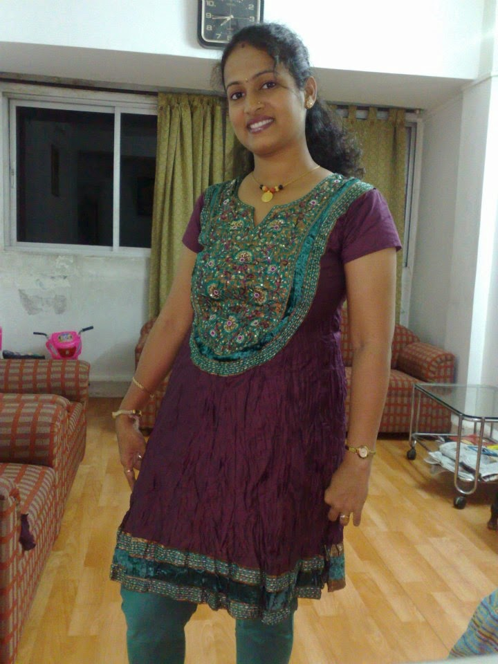 Collection of Homely Indian Housewives