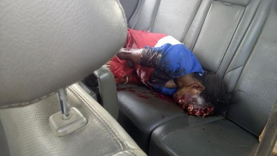 Very graphic photos from horrific vehicle accident in PH today