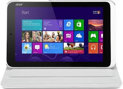 Acer W3-810 Windows 8'li Tablet