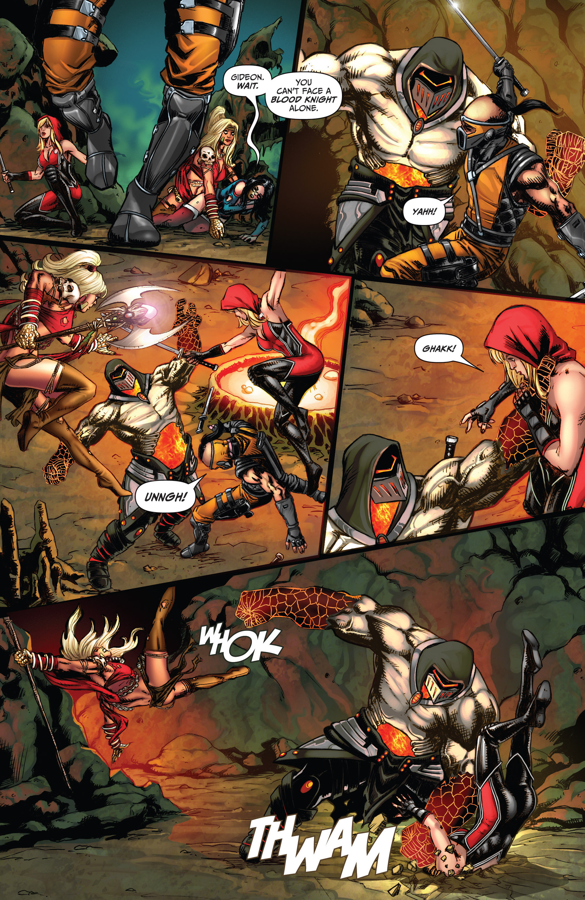 Grimm Fairy Tales (2005) Issue #100 #103 - English 25