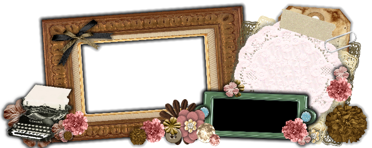 Sweetly scrapped shabby blog header for What does shabby mean
