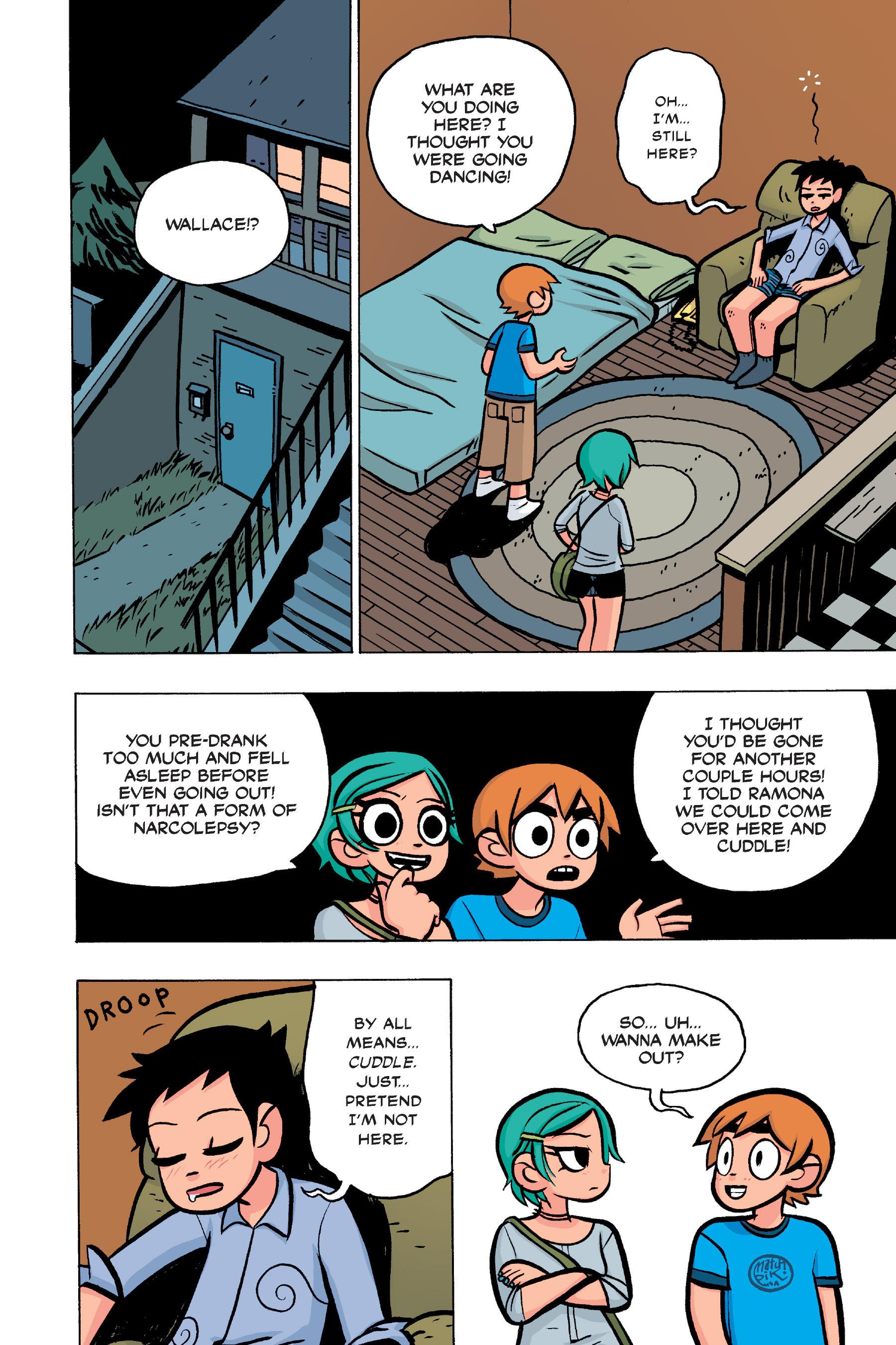 Read online Scott Pilgrim comic -  Issue #4 - 83