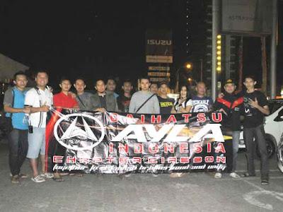 Club Daihatsu Ayla Indonesia Serempak Gelar SOTS