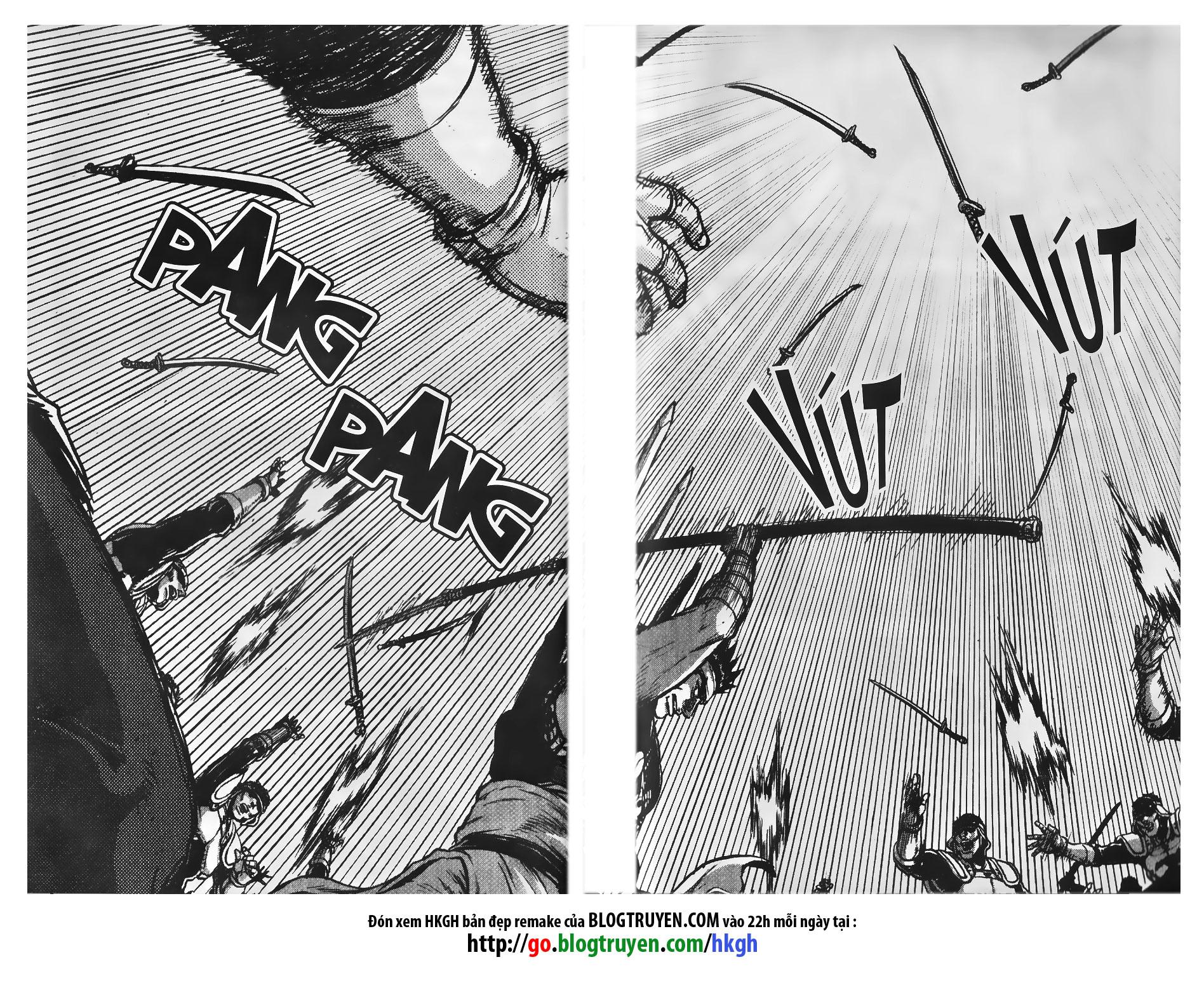 Hiệp Khách Giang Hồ chap 368 page 20 - IZTruyenTranh.com
