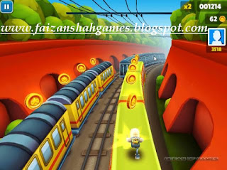 Subway surfers gameplay online