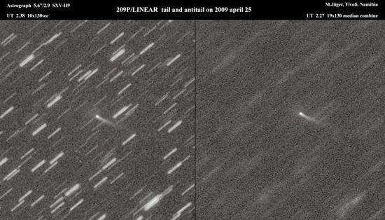 Mei 2014 Akan Ada Badai Meteor di Langit Malam