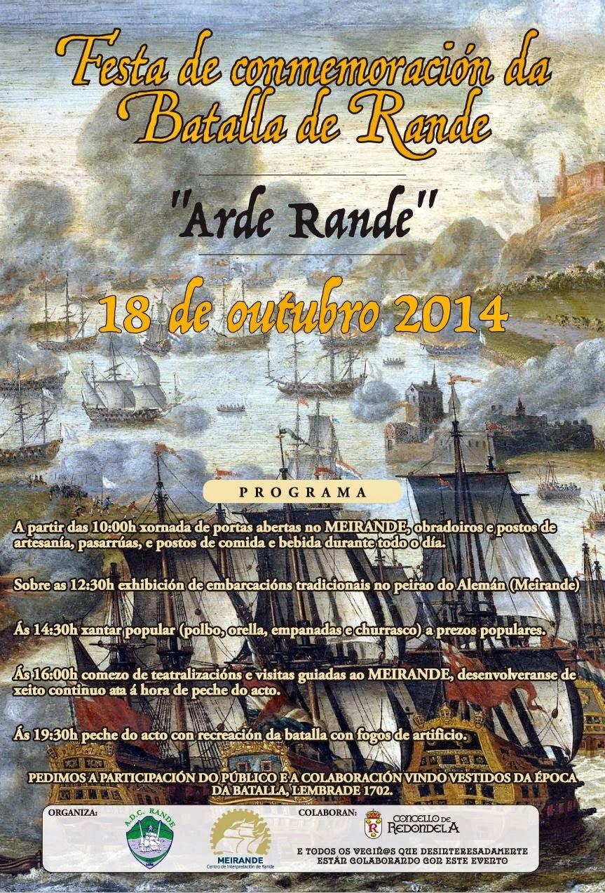 Festa Arde Rande 2014