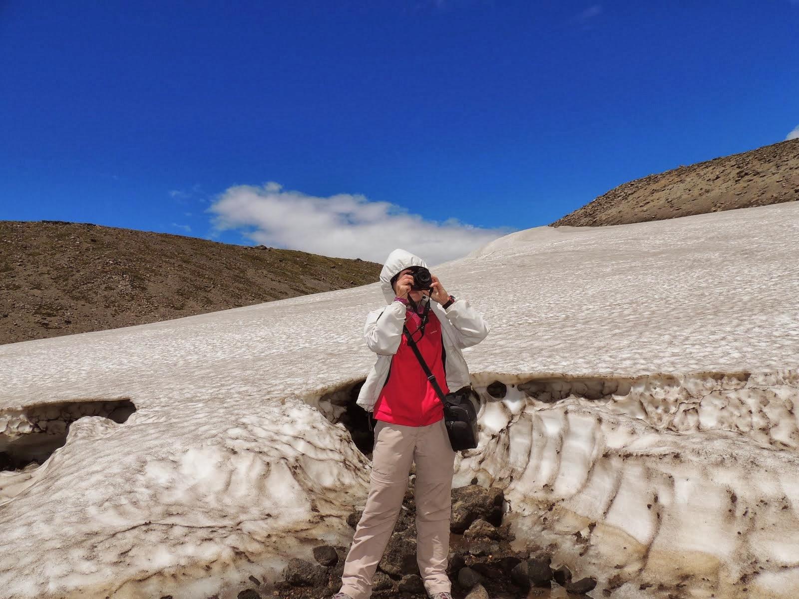 Base Vulcão Copahue - Neuquén - Argentina