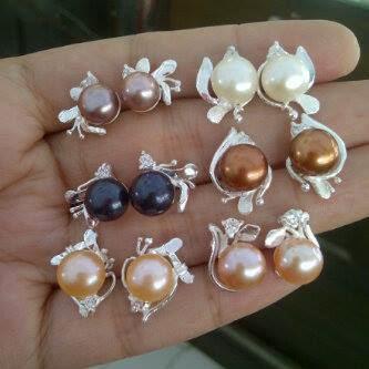 foto model perhiasan mutiara terbaru