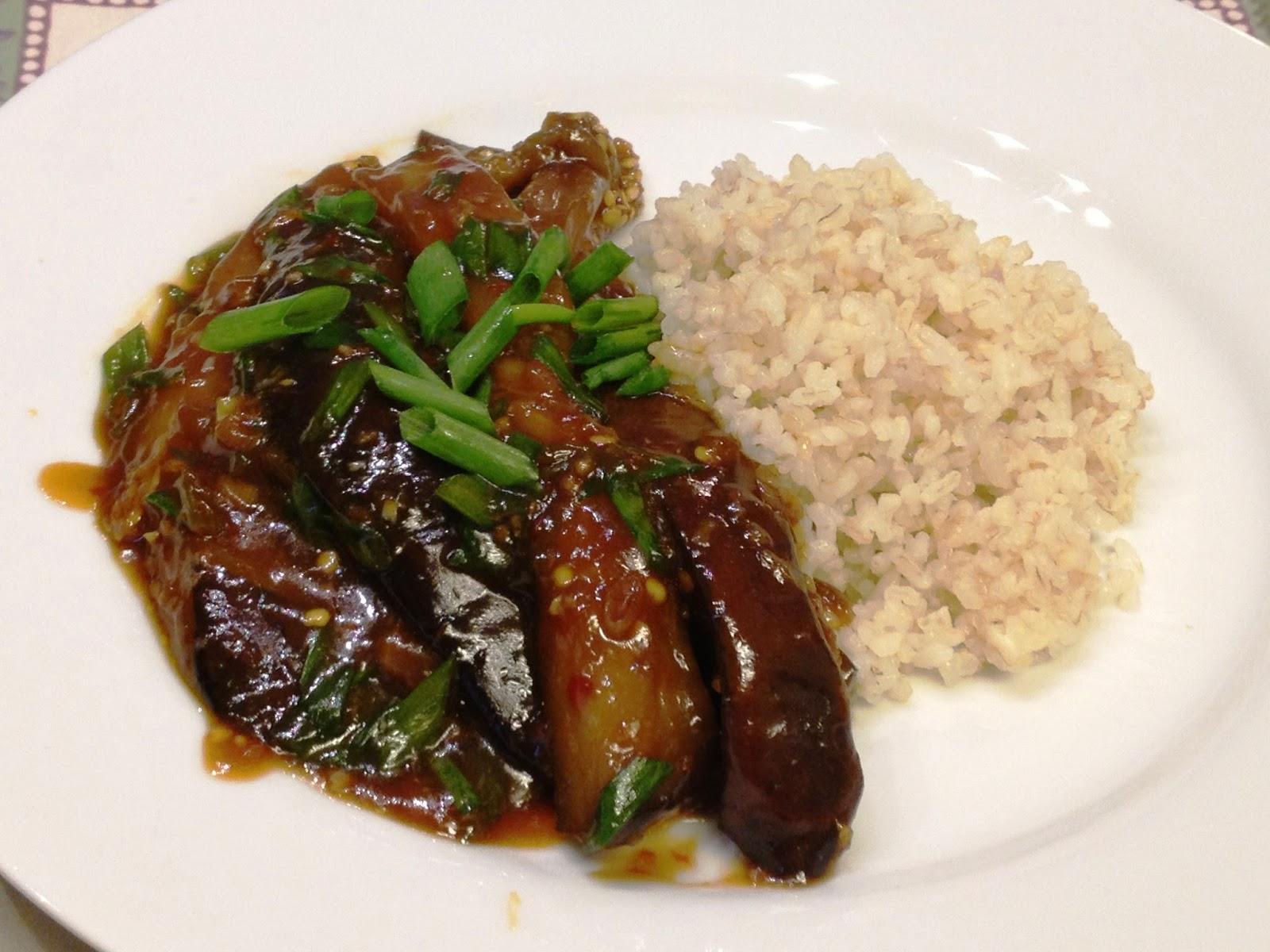 Sichuan Eggplant Recipes — Dishmaps