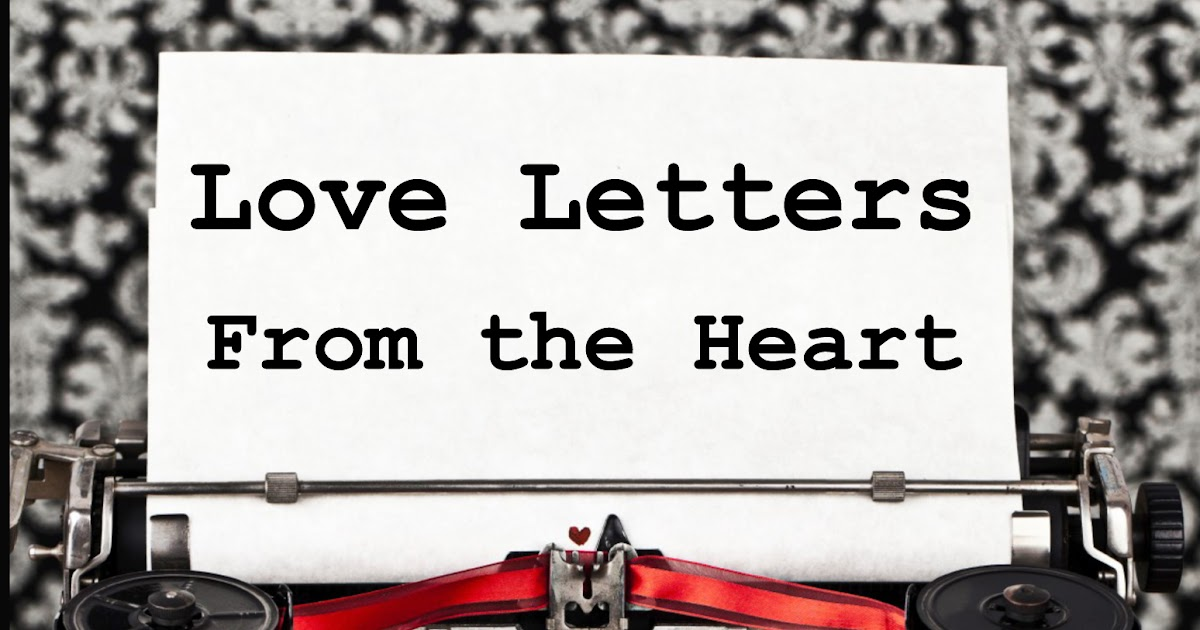 Tracy Ruckman Love Letters From The Heart