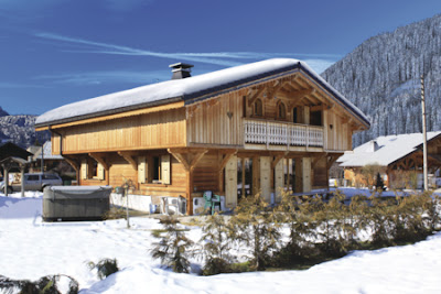 Chalet Coeur - PPC Campaign Catered Chalet in Morzine