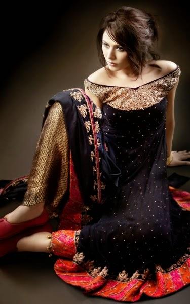 Pakistani Bridal Designs