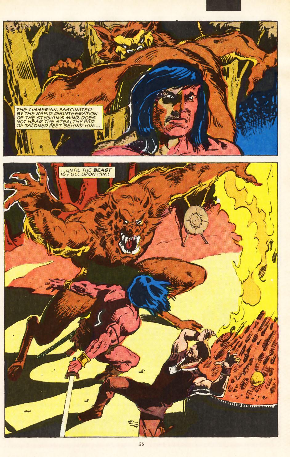 Conan the Barbarian (1970) Issue #224 #236 - English 20