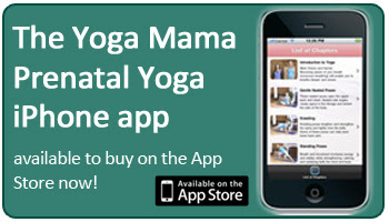 yoga mama pregancy yoga app