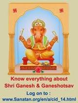 Spirituality underlying Ganeshotsav