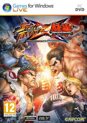 Street Fighter X Tekken Download