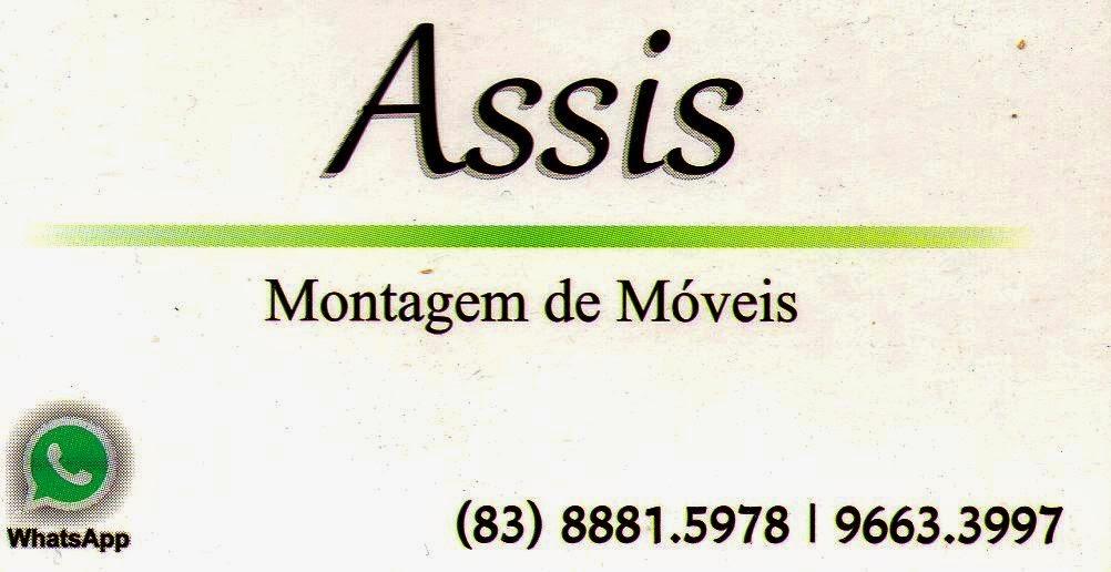 ASSIS MONTADOR DE MÓVEIS