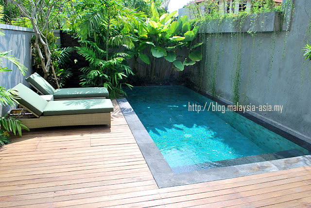 Kampoeng Private Pool Villas in Seminyak