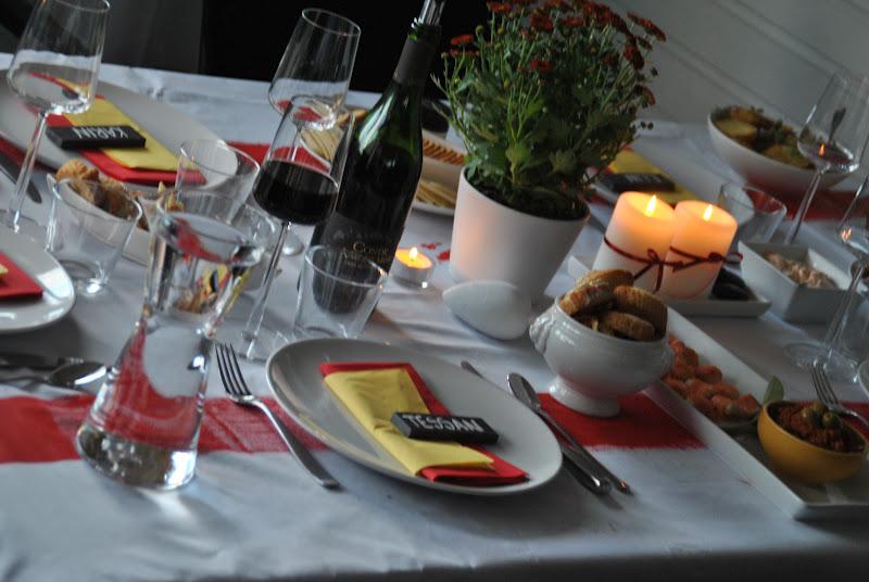 middag spansk beatiful i Halmstad