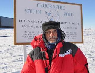 Rasik Ravindra Antarctic Resercher