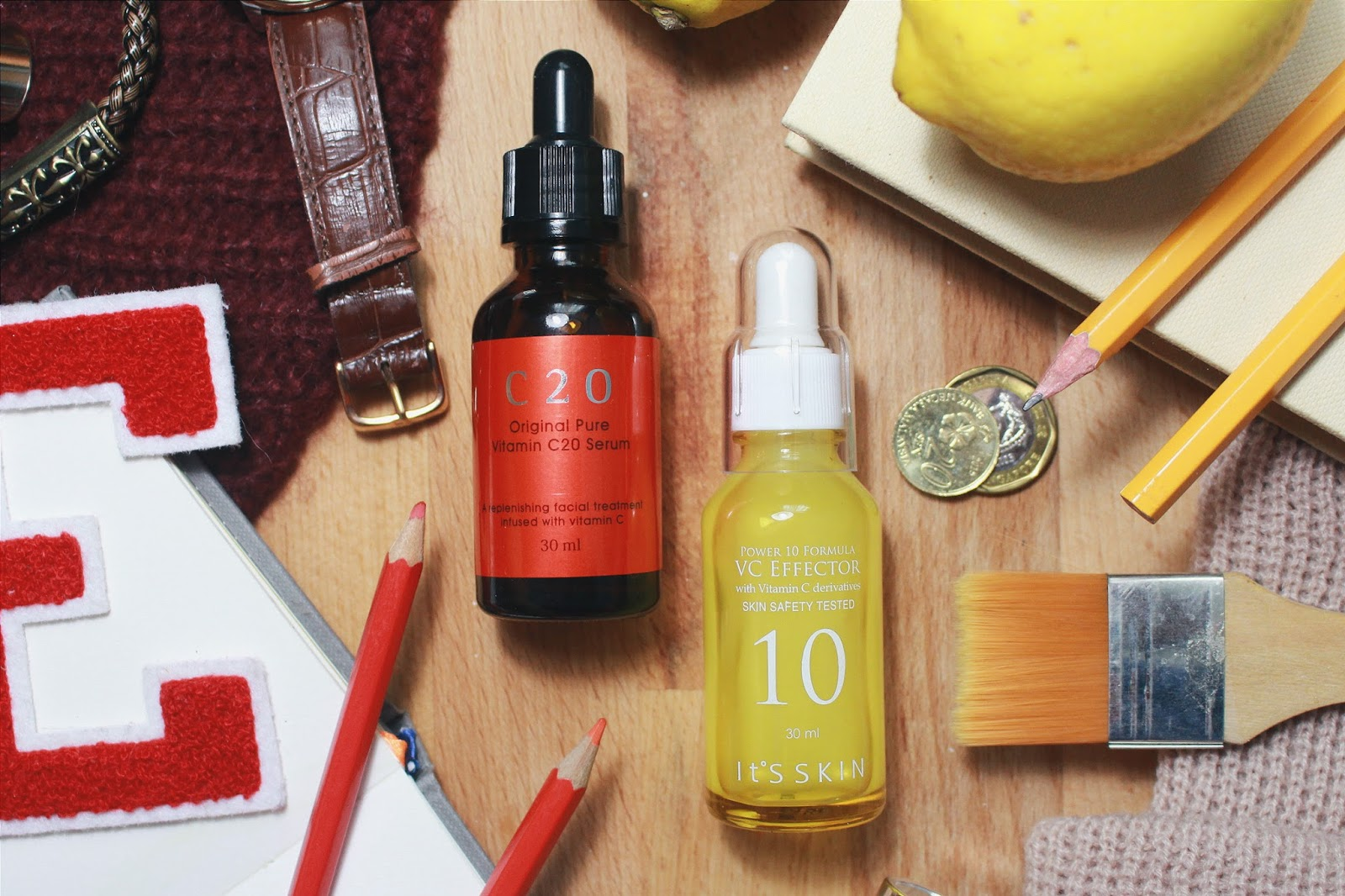 Ost Original Pure Vitamin C20 Serum Review Fishmeatdie 30ml Thanks For Reading